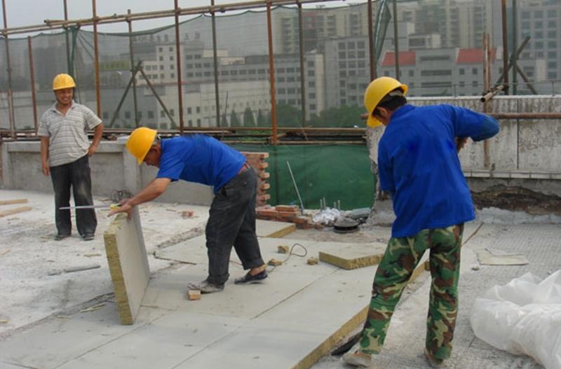 防火挤塑板工程案例