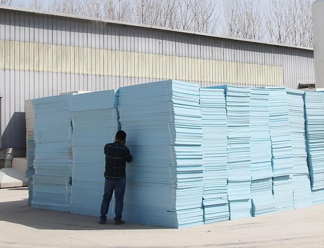 地暖板工程案例1